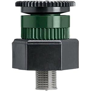 Orbit 54022 Adjustable Pattern Plastic Shrub Head Sprinkler, 8-Foot