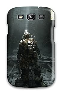 BZfJAbm3697gCzfV Tpu Phone Case With Fashionable Look For Galaxy S3 - Metro List Light by lolosakes