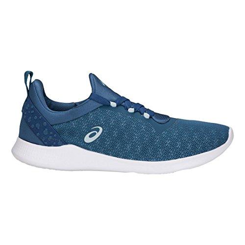 Sana fit 4 Azure Asics Shoe Running Women's Us 12 Sky 1032a004 m B soft Gel wx4wq1ZU