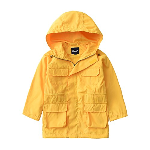 Hiheart 재킷 키즈 스포츠 아동 의류 아우터 방 풍 방수 춘추 소년 소녀 / Hiheart Jacket Kids Windbreaker Children`s Clothing Outer Windproof Water Repellent Spring Fall Boys` Girl
