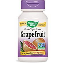 Nature's Way Grapefruit Seed, 250mg, 60 Vcaps