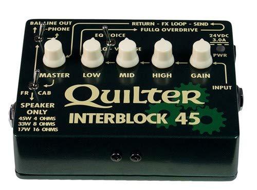 Bass Guitar Amplifiers