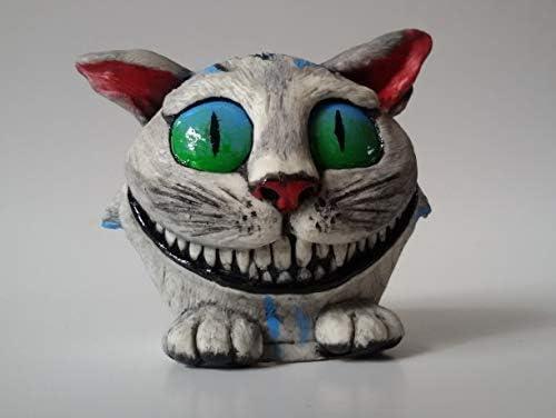 Linascreatures Anhängerkupplung Schutzkappe Katze Witzig Figur Einzigartige Kappe Kupplungskappe Abdeckkappe Auto
