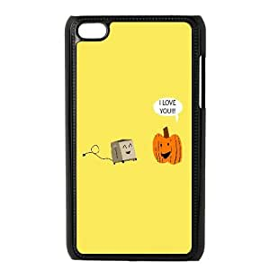 Pumpkin Loves The Toaster Funny 0 iPod Touch 4 Case Black 6KARIN-150667