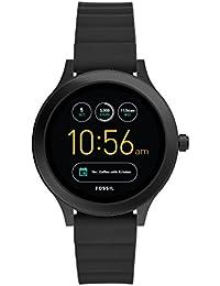 Gen 3 Smartwatch - Q Venture Black Silicone FTW6009