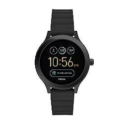 Fossil Gen 3 Smartwatch - Q Venture Black Silicone Ftw6009