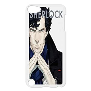 Printed Quotes Phone Case Sherlock For Ipod Touch 5 Q5A2113480