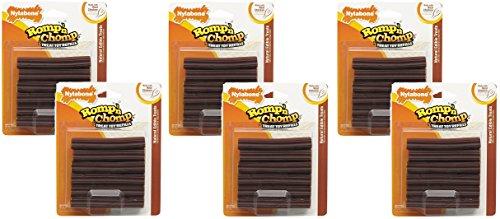 (6 Packs) Nylabone Romp 'N Chomp Toy Treat Refill, 12 Count each