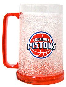 Detroit Pistons Official NBA Freezer Mug by Duck House (Freezer Mug Pistons Detroit)