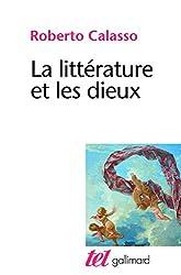 La littérature et les dieux