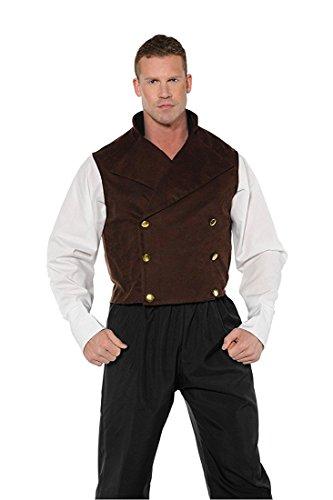 Adult (Renaissance Boy Vest Costume)