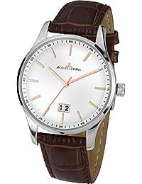 Jacques Lemans London 1-1862Q Mens Wristwatch Classic & Simple