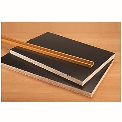"Single Piece of Phenolic Faced Plywood 3/4"" x 24"" x 32"""