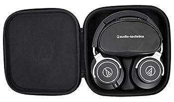 Audio Technica Ath-m70x Professional Studio Monitor Headphones Athm70x+shield 2