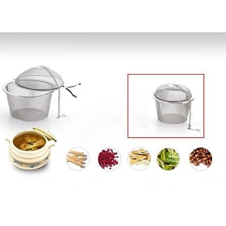 Amazon com: Spice Stainless - Phfu Wholesale 10pcs Tea Stainless