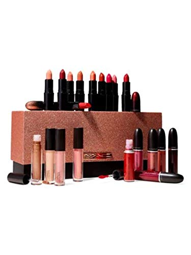 M.A.C. Collector Of The Stars 20 Piece Lip Color Set LIMITED EDITION