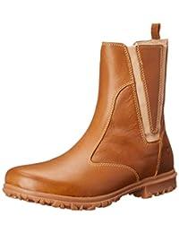 Bogs Women's Pearl Slip-On Leather Shoe