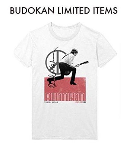 ポールマッカートニー Paul McCartney ONE ON ONE 日本武道館 会場限定 Tシャツ XL 白の商品画像