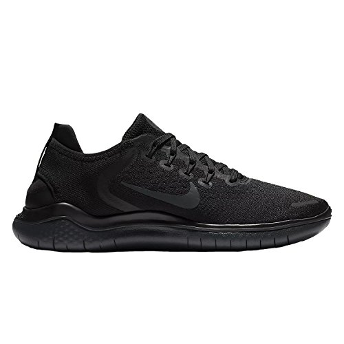 online store 4c86e 86762 Nike Free Rn 2018 Sz 7 Womens Running BlackAnthracite Shoes
