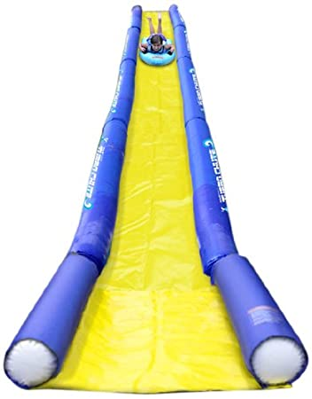 Rave Sports Turbo Chute Lakeshore Package Water Slide