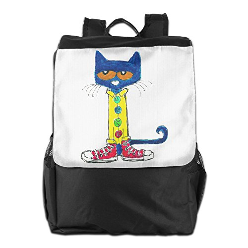 Pete The Cat Gym Men' Knapsack (Three Guys Halloween Costumes)