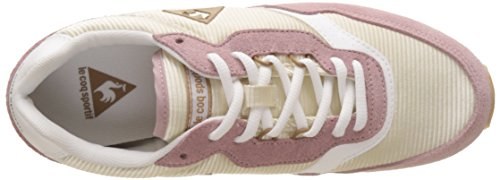 Dot Baskets Coq Louise Rose pale Le Femme Suede Basses nylon Sportif Mauve turtle qXHnxwnd7