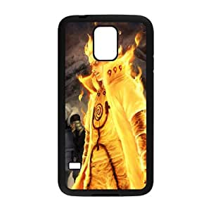 Life margin NARUTO phone Case For Samsung Galaxy S5 G80KH2810