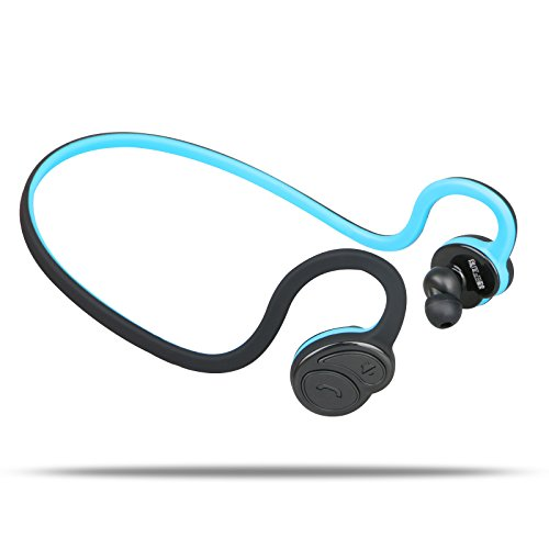 EEEKit Bluetooth Headphones Sweatproof IPX5, Wireless Earbud