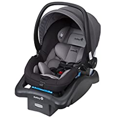 Your baby will enjoy the comfort of Safety 1st onBoard 35 LT Infant Car Seat, built with exceptional safety features for your peace of mind. Give your baby a safe and secure fit for travel with this LATCH-equipped car seat that fits your chil...