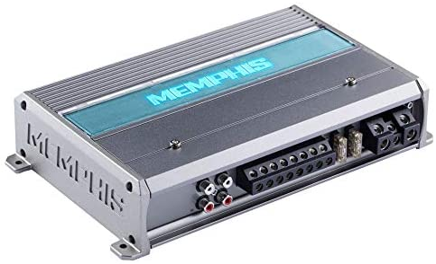 メンフィスmxa480.4m 4チャネル480W RMS class-d Marineアンプ