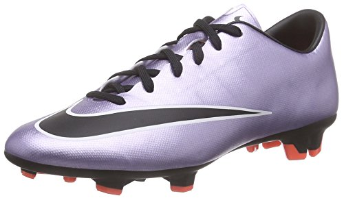 New Nike Mens Mercurial Victory V FG Soccer Cleat Lilac/Black 13