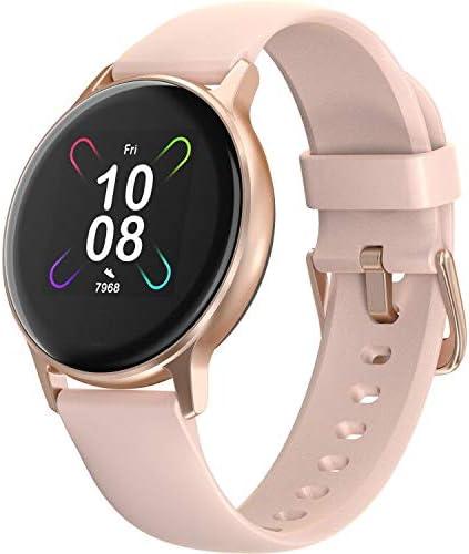 UMIDIGI Smartwatch, Reloj Inteligente Impermeable 5ATM para Hombre Mujer niños, Pulsera de Actividad Inteligente con Monitor de Sueño Contador de Caloría Pulsómetros Podómetro para Android iOS