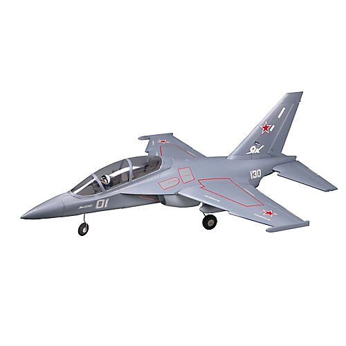 Yak 130 Jet PNP, 70mm: Gray