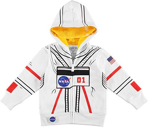 Freeze NASA Boys Costume Astronaut Hoodie (3T) White