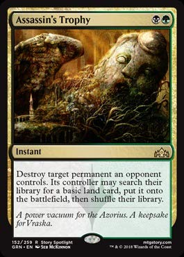 Magic: the Gathering - Assassin39;s Trophy (152/259) - Guilds of Ravnica