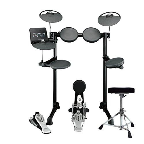 [해외] 야마하 전자 드럼 세트 드럼 의자 부속 DTX450KS