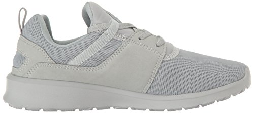 Shoe Heathrow Grey DC Skateboarding Women's w5Xqzfft