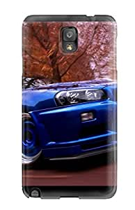 QeqRJst1627NSwad Wallpaper Car Nissan Skyline Fashion Tpu Note 3 Case Cover For Galaxy