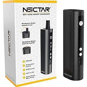 Nectar v2 Dry Herb Vape | 2 Year Warranty | Portab...