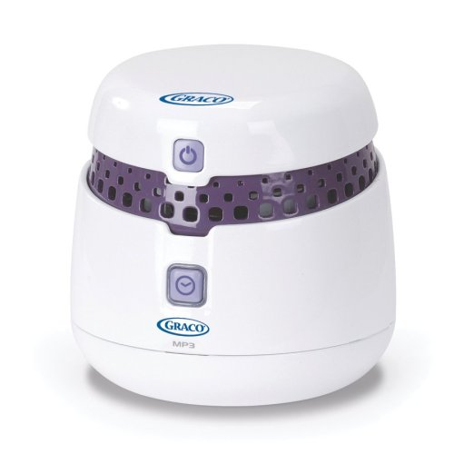 Graco Sweet Slumber Sound Machine, White