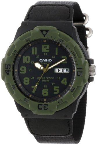 Casio Unisex MRW200HB-1BV Analog Japanese Quartz Black Watch