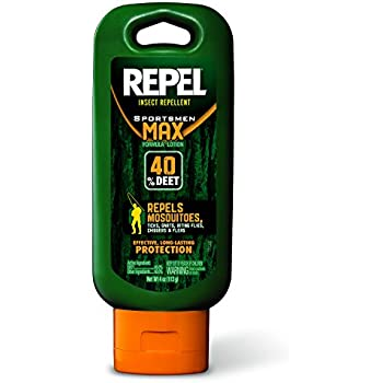 Repel Sportsmen Max Formula 4 oz Insect Repellent Lotion 40% DEET HG-94079