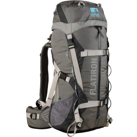 Flatiron 38 Backpack (Midnight Black), Outdoor Stuffs