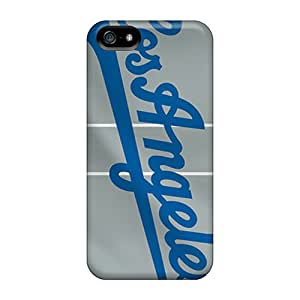 New Fashionable Obamacase YSM2805imzs Cover Case Specially Made For Iphone 5/5s(los Angeles Dodgers)