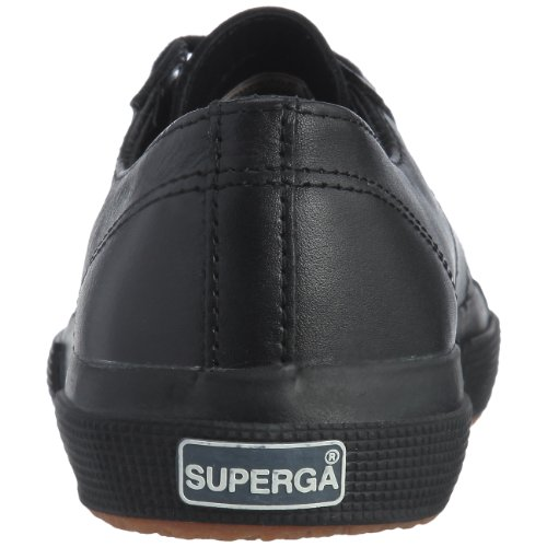 top Unisex Adults' Fglu Low Black Sneakers 2750 Superga Full TwFHqx7F