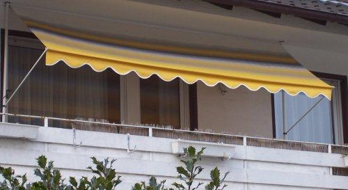 Balkon Markise Ohne Bohren Gallery Of Free Good