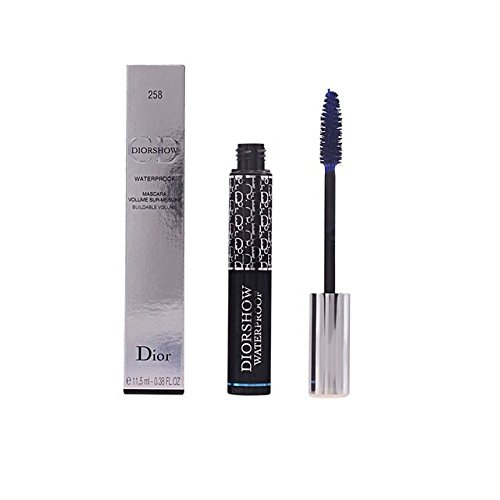DiorShow Waterproof Backstage Makeup Mascara - # 258 Azur Blue 0.38 oz Christian Dior Mascara