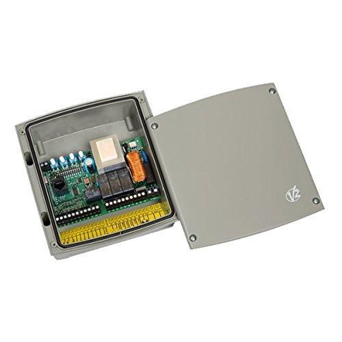 V2 flexy2 230V analogue control unit for swing gates and sliding gates ()