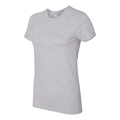 American T shirt Femme Jaune Apparel qO07qwZ