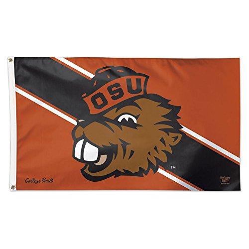 WinCraft Oregon State University Throwback Vintage 3x5 College Flag ()